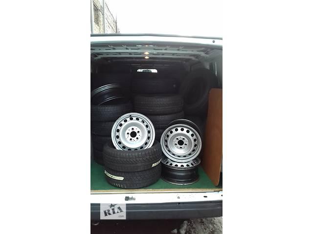 купить бу Б/у диск для легкового авто Volkswagen T5 (Transporter) в Ровно
