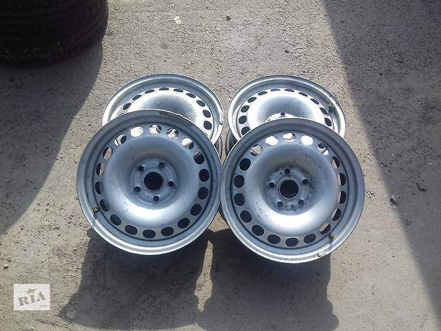 бу Б/у диск для легкового авто Volkswagen Touran 5х112 R16 4шт в Ровно