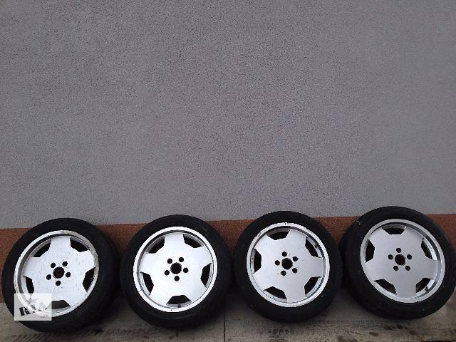 Б/у диск для седана Mercedes- объявление о продаже  в Ровно