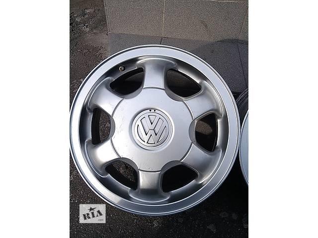 Б/у диск для седана Volkswagen Bora- объявление о продаже  в Покровске (Красноармейске)