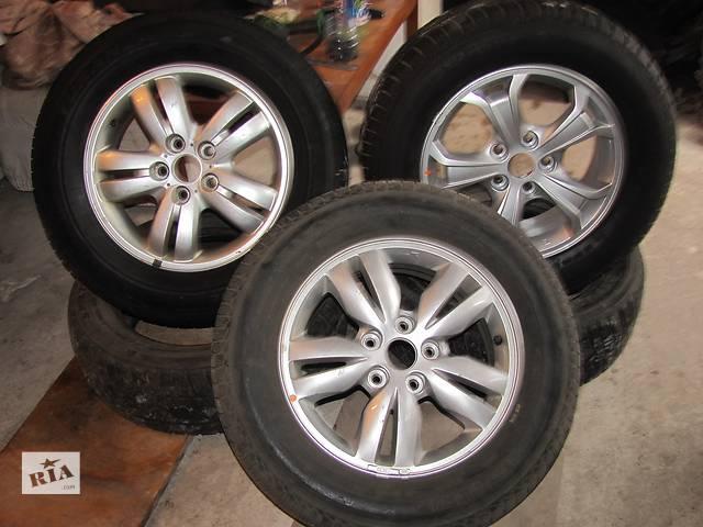 Б/у и НОВЫЕ диск Hyundai Tucson/Sonata- объявление о продаже  в Ровно