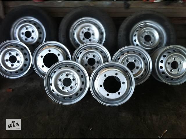 бу Б/у диск колесный (d-15/16) для грузовика Mercedes Sprinter в Ровно