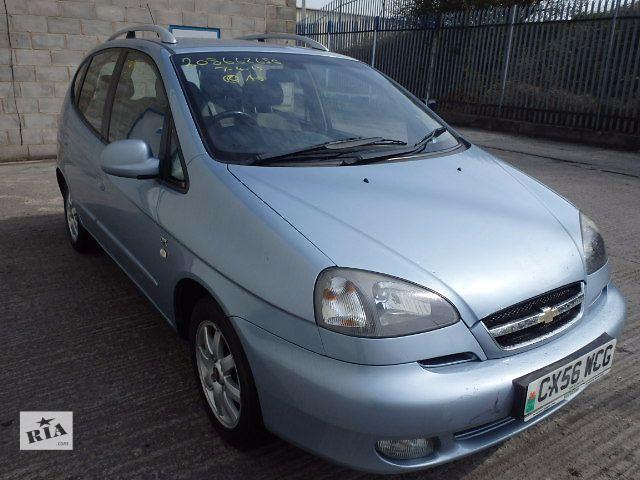 купить бу б/у Диск литий 15 Chevrolet Tacuma 2005 в Львове