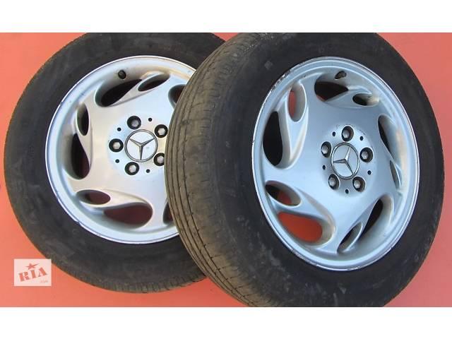 бу Б/у диск литой, титаны Mercedes Vito (Viano) Мерседес Вито (Виано ) V639 (109, 111, 115, 120) в Ровно