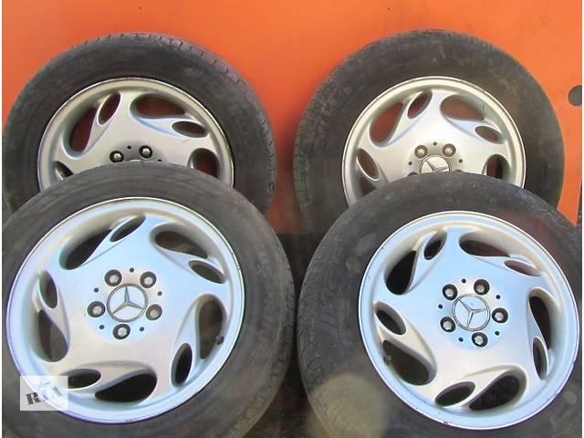 купить бу Б/у диск литой, титаны Mercedes Vito (Viano) Мерседес Вито (Виано ) V639 (109, 111, 115, 120) в Ровно