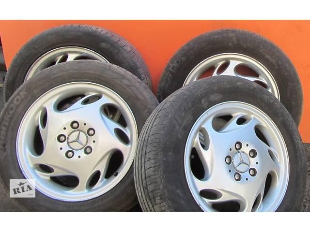 Б/у диск литой, титаны Mercedes Vito (Viano) Мерседес Вито (Виано ) V639 (109, 111, 115, 120)- объявление о продаже  в Ровно