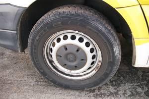 б/у Диски с шинами Volkswagen Crafter груз.