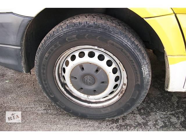 бу Б/у Диск металлический с шиной (R16 235\65) Volkswagen Crafter Фольксваген Крафтер 2.5 TDI 2006-2012 в Рожище
