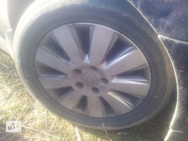 Б/у Диск Opel Vectra C 2002 - 2009 1.6 1.8 1.9d 2.0 2.0d 2.2 2.2d 3.2 идеал!!! гарантия!!!!- объявление о продаже  в Львове