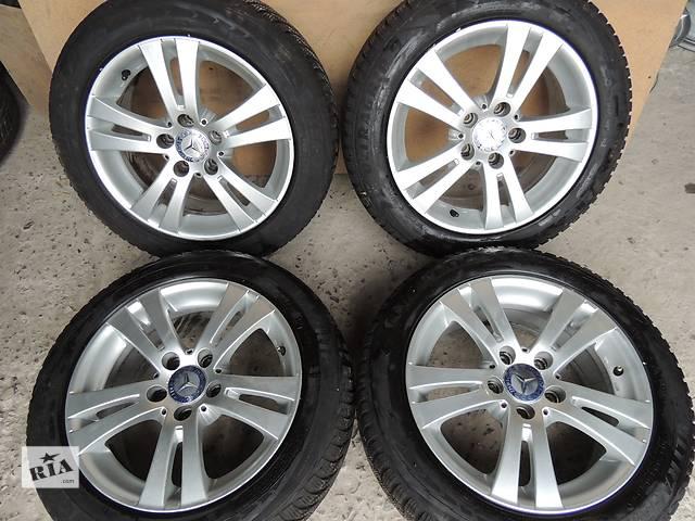 бу Б/у диск  PLW( Mercedes) R16 5x112 7.5j et45 Vito 639 Viano Audi Q5 Q3 Skoda VW в Львове