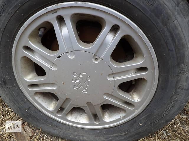 бу Б/у диски R14 для седана Peugeot 405 1987-1993г в Киеве