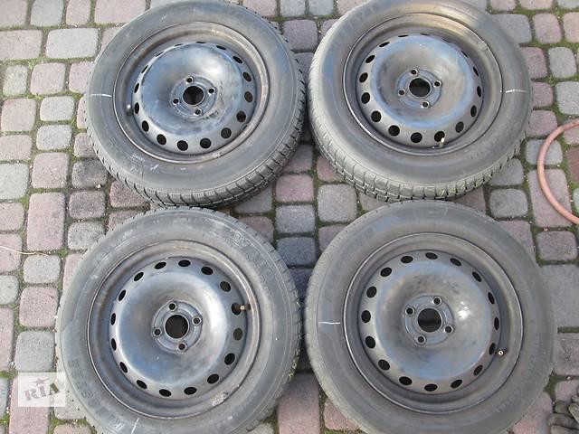 бу Б/у диск R15 для Fiat Grande Punto в Бродах (Львовской обл.)