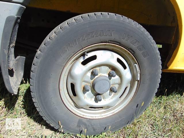 Б/у диск R15 с шиной Форд Транзит Ford Transit 2.2/2.4 c 2006-- объявление о продаже  в Ровно