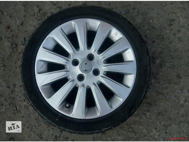 бу Б/у диск R16 с шиной для легкового авто в Запорожье