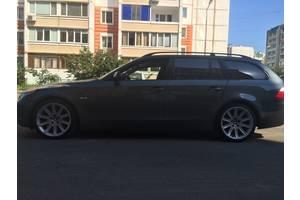 б/у диски с шинами BMW 530