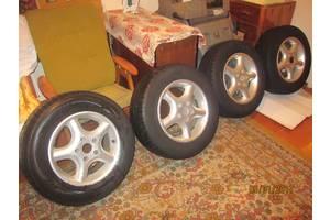 б/у диски с шинами Chrysler Grand Voyager