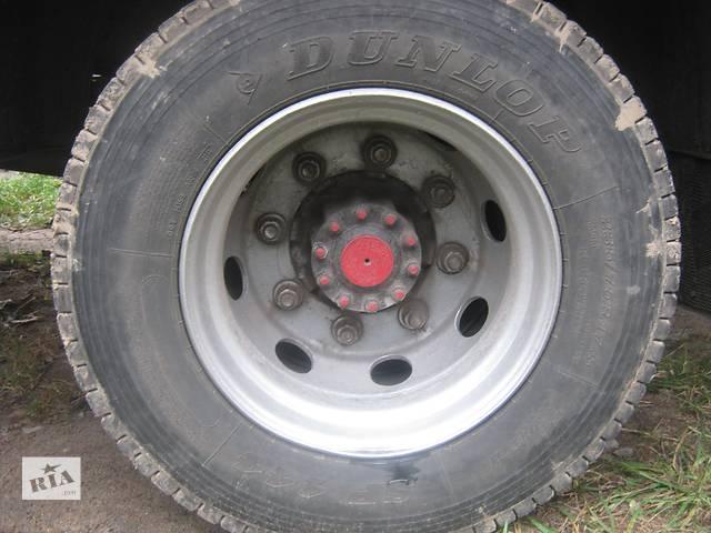 продам Б/у диск с шиной для  Daf 45 1998года бу в Киеве