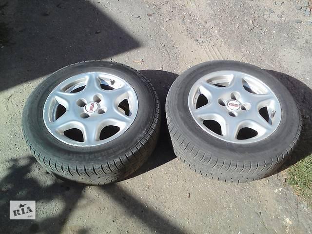 купить бу Б/у диск с шиной для другого Daewoo Lanos в Кропивницком (Кировограде)