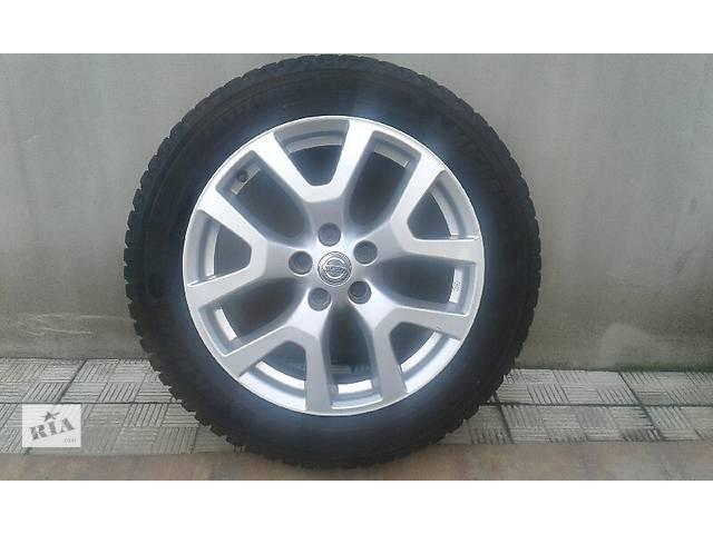купить бу Б/у диск с шиной для другого Nissan X-Trail в Днепре (Днепропетровске)