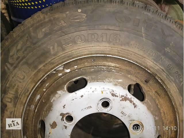 купить бу Б/у диск с шиной для другого TATA 613 в Харькове