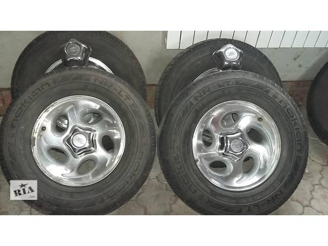 продам Б/у диски с шиной для Ford Explorer бу в Сумах
