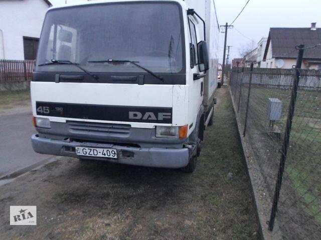 купить бу Б/у диск с шиной для грузовика Daf 45 1998 в Берегово (Закарпатской обл.)