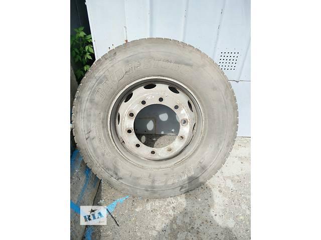 купить бу Б/у диск с шиной для грузовика Daf XF 105 в Львове