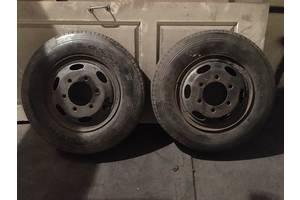 б/у Диск с шиной FAW
