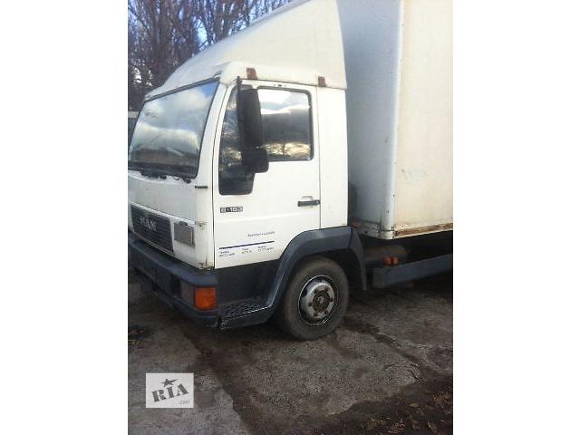 продам Б/у диск с шиной для грузовика MAN 8.163 2000 бу в Одессе