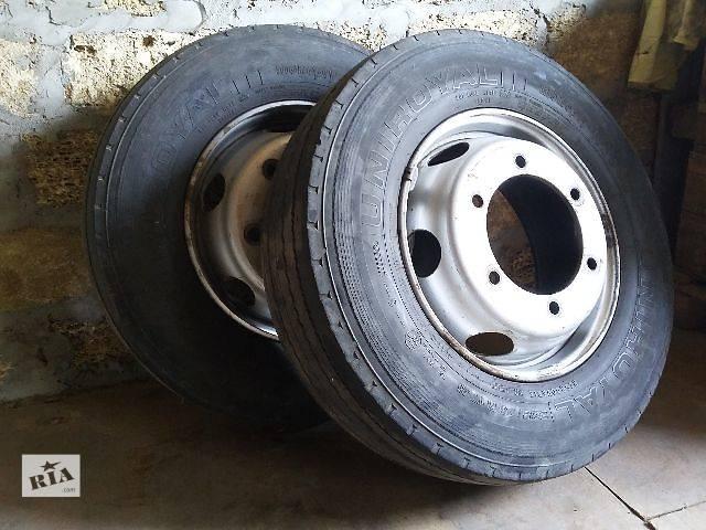 продам Б/у диск с шиной для грузовика MAN TGL бу в Запорожье