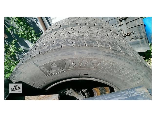 Б/у диск с шиной для грузовика Renault Magnum- объявление о продаже  в Шишаки