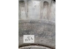 б/в Диски з шинами Урал 375
