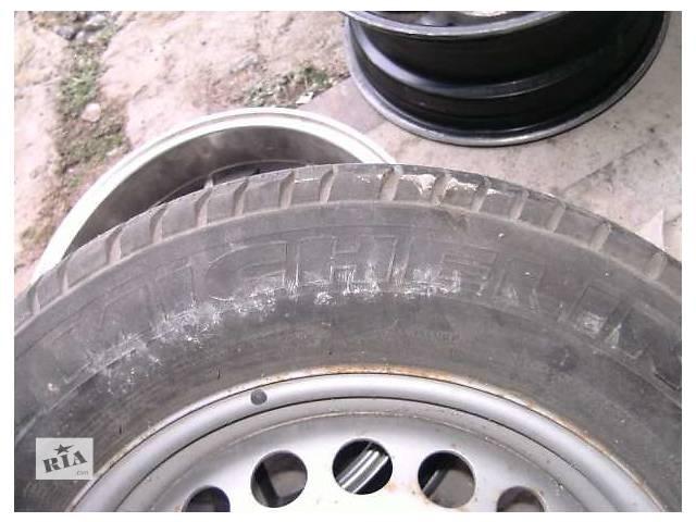 Б/у диск с шиной для грузовика Volkswagen T5 (Transporter)- объявление о продаже  в Бердичеве