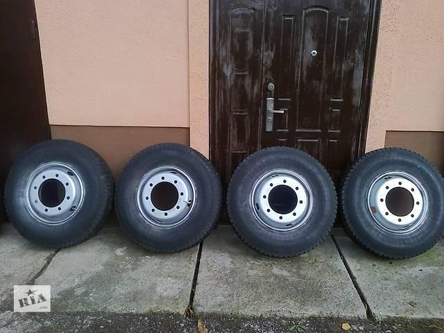 бу Б/у диск с шиной для грузовика Volvo в Мукачево