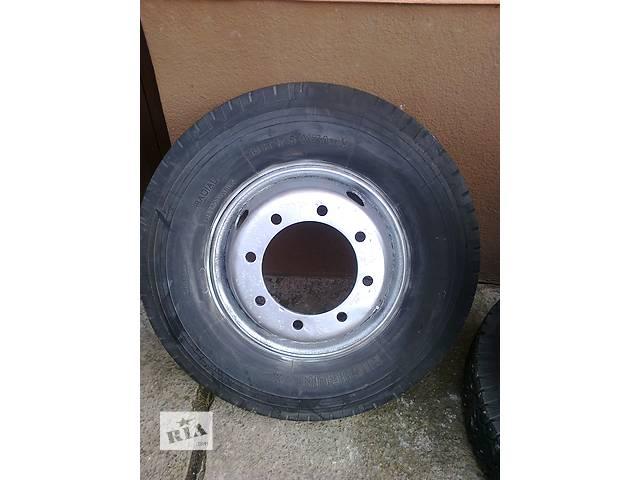 Б/у диск с шиной для грузовика Volvo- объявление о продаже  в Мукачево