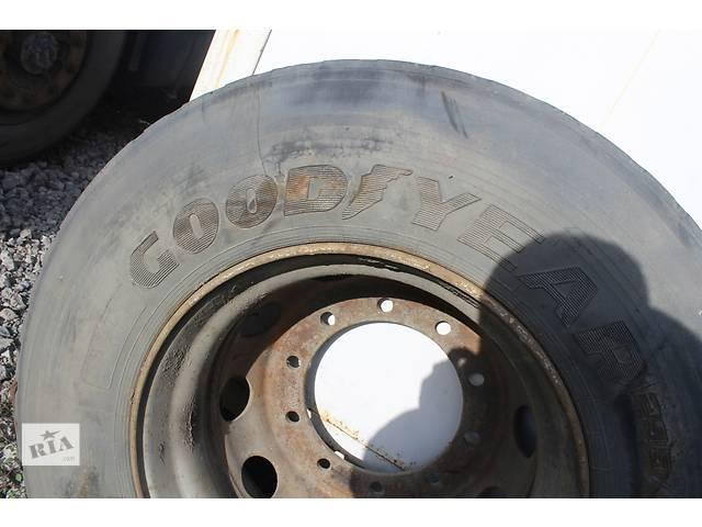 бу Б/у диск с шиной для грузовика Goodyear Marathon LHD 295/80/R-22.5 в Днепре (Днепропетровск)