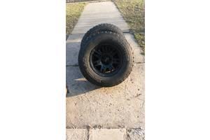 б/у диски с шинами Jeep Wrangler