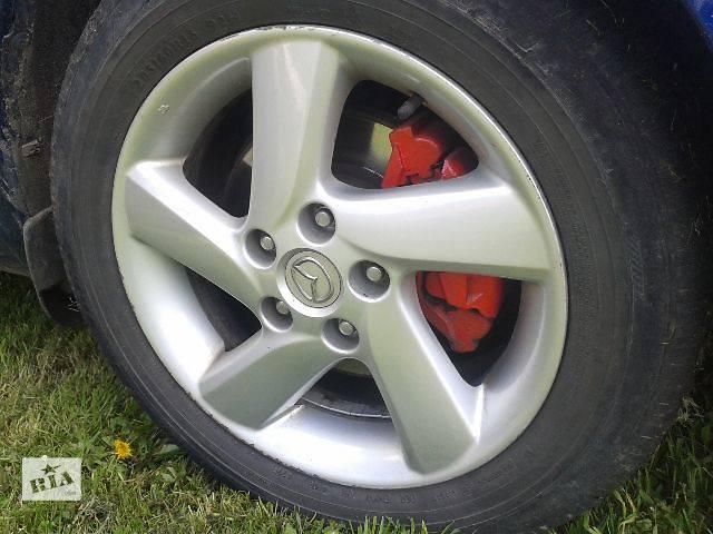 купить бу Б/у диск с шиной для хэтчбека Mazda 6 в Львове