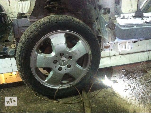 купить бу Б/у диск с шиной для хэтчбека Mercedes A 160 2002 в Черновцах