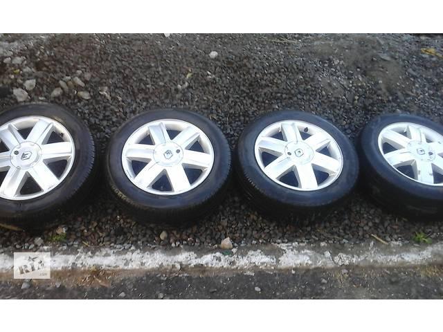 бу Б/у диск с шиной для хэтчбека Renault Scenic в Ковеле