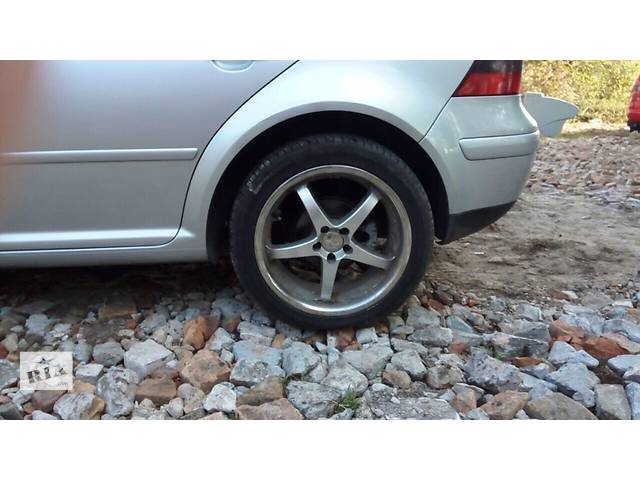 бу Б/у диск с шиной для хэтчбека Volkswagen Golf IV в Червонограде