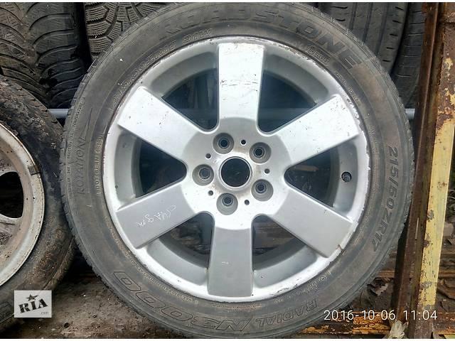 продам Б/у диск с шиной для Kia Magentis бу в Киеве