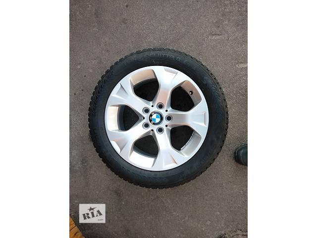 Б/у диск с шиной для кроссовера BMW X1- объявление о продаже  в Житомире