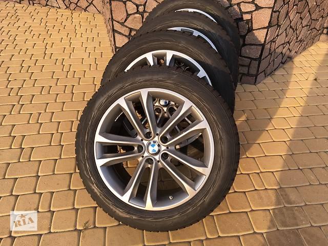 Б/у диск с шиной для кроссовера BMW X5- объявление о продаже  в Киеве