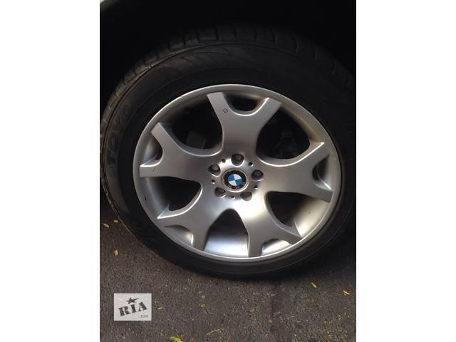 продам Б/у диск с шиной для кроссовера BMW X5 бу в Одессе