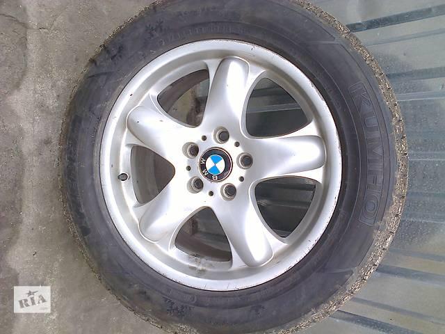 продам Б/у диск с шиной для кроссовера BMW X5 бу в Красилове