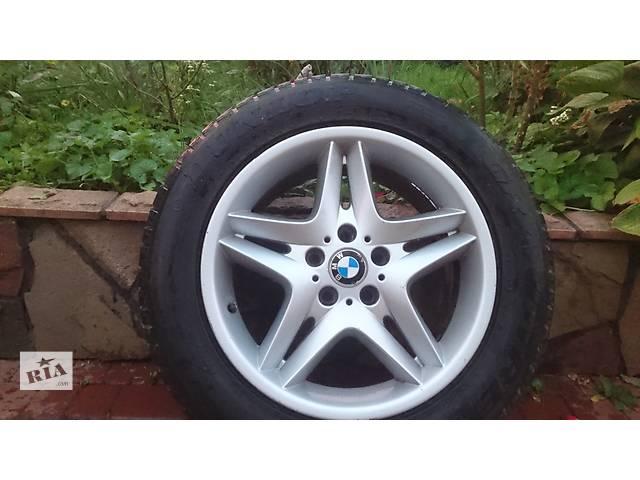 бу Б/у диск с шиной для кроссовера BMW X5 в Луцке