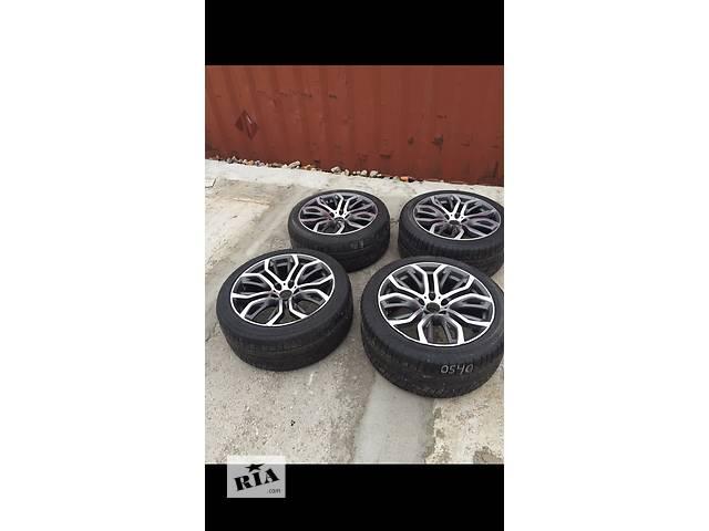 Б/у диск с шиной для кроссовера BMW X5- объявление о продаже  в Черновцах