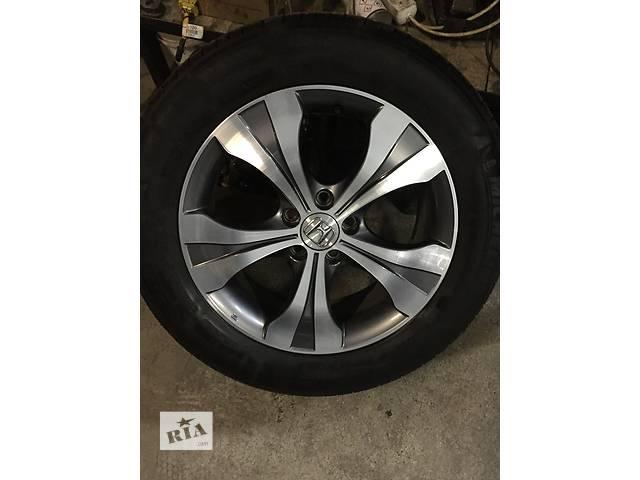 продам Б/у диск с шиной для кроссовера Honda CR-V бу в Ивано-Франковске