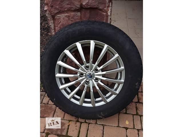 продам Б/у диск с шиной для кроссовера Honda CR-V бу в Киеве